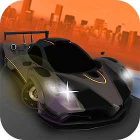 Race Car City Driving Sim