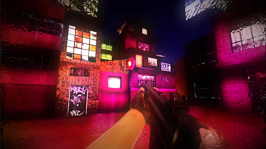 Cyber Retro punk 2069 | Offline Cyberpunk Shooter Apk Download For Android 4