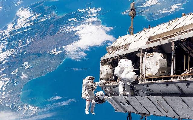 International Space Station Tab