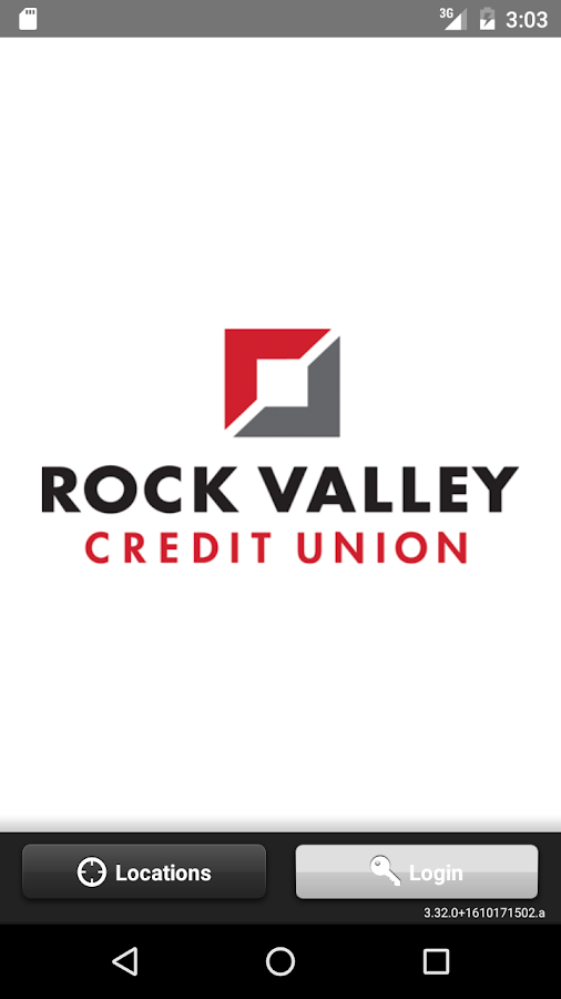 Rock Valley Credit Union- screenshot