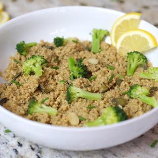 Double Broccoli Bowl Recipe