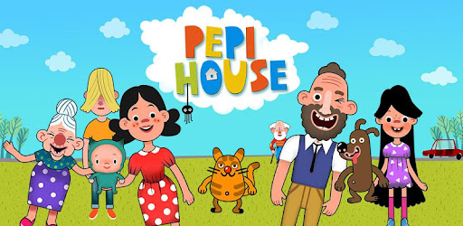 Pepi House app (apk) free download for Android/PC/Windows screenshot