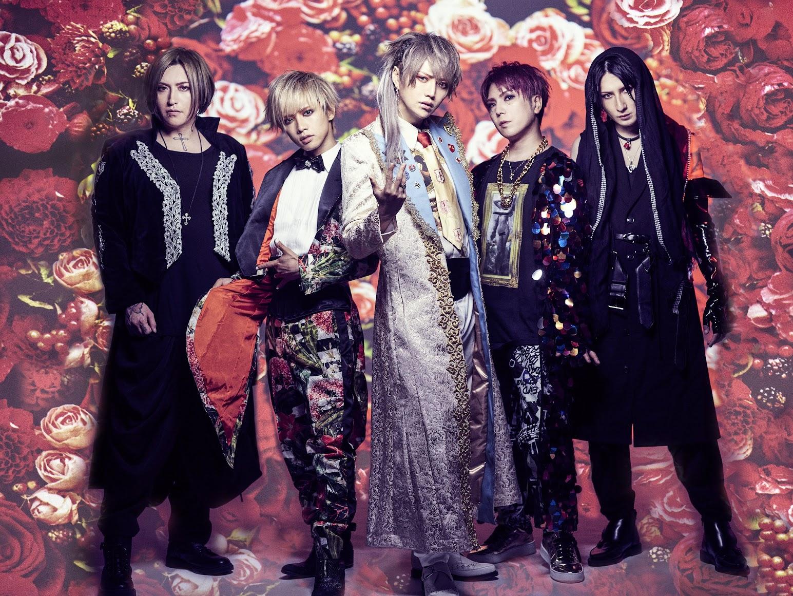 【迷迷專訪】日本視覺系樂團 A9 迎向15周年 「想要五個人一起認真地活下去、把握每個無可取代的現在」