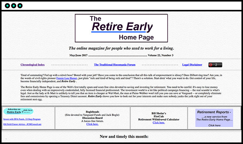 9 Rad '90s Websites That Totally Needed a Simple Landing Page
