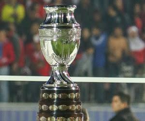 Deux pays ne participeront pas à la Copa America