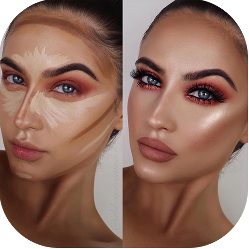 Makeup Pictures Steps Lip Eye Face