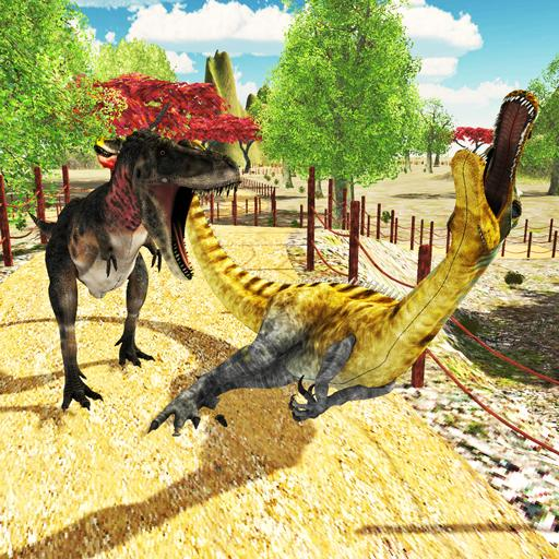 Dinosaur Rally Racing 3D Sim