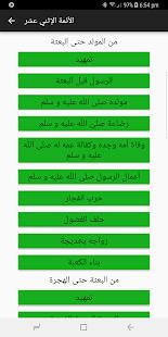 Twelve Imams - náhled