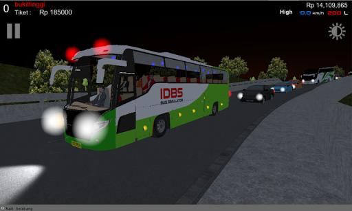 IDBS Simulator Bus Lintas Sumatera 1.4 screenshots 5