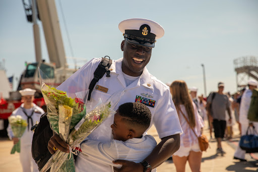 USNI News Fleet and Marine Tracker: July 19, 2021
