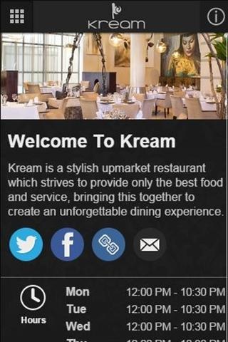 Kream Restaurant