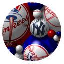 New York Yankees HD Wallpapers Theme