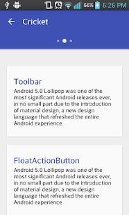 Custom Toolbar animation – Apps on Google Play