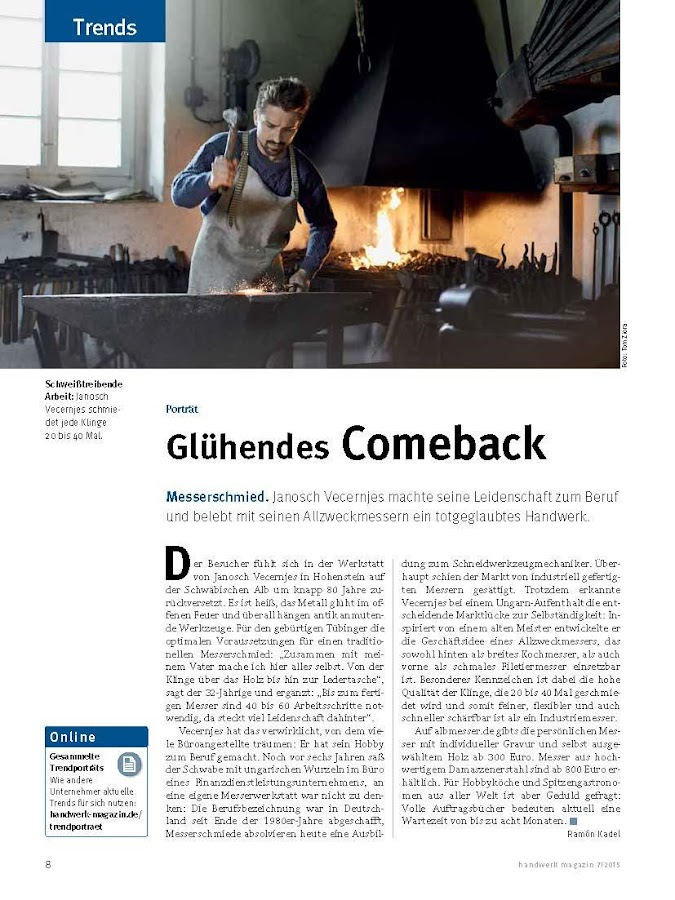handwerk magazin- screenshot