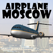 Airplane Moscow