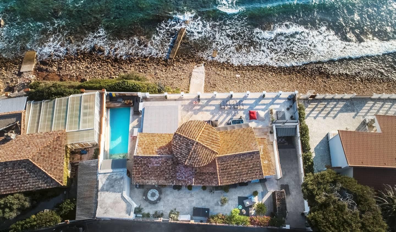 Villa avec piscine en bord de mer Saint-Mandrier-sur-Mer