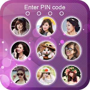 photo keypad lockscreen for PC