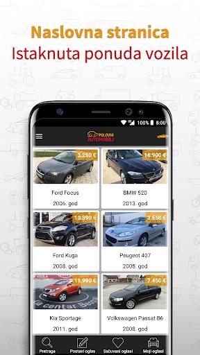 PolovniAutomobili 6.8.0 screenshots 1