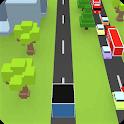 Pixel Block Run icon