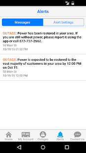 Delmarva Power Self-Service- screenshot thumbnail
