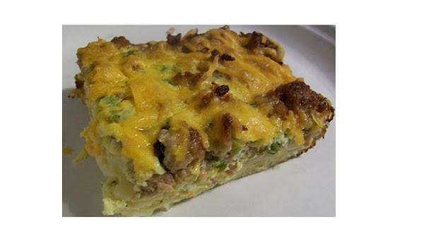 Make Ahead Sausage Breakfast Casserole Recipe