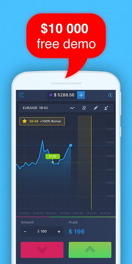 ExpertOption - Mobile Trading- screenshot