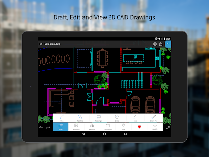 AutoCAD 360 Screenshot 6