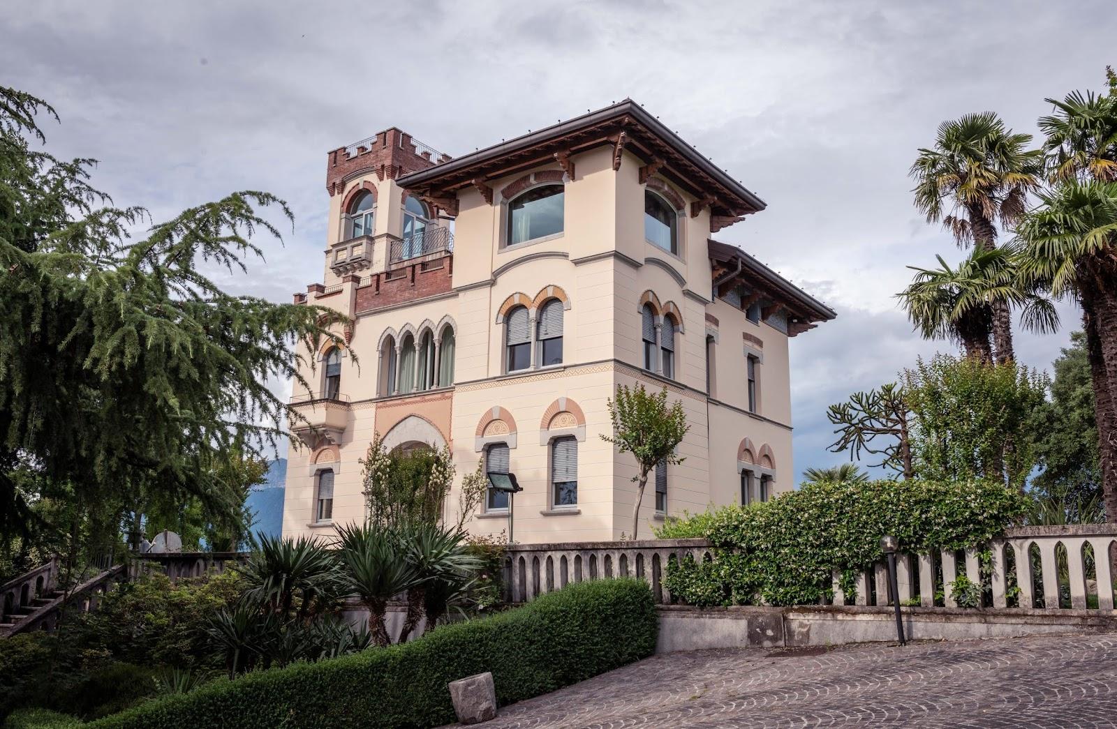 Villa della Giovanna_Buja_1
