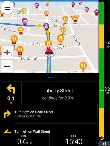 CoPilot GPS - Navigation Apk apps 11