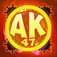 Virus Battle AK47 icon