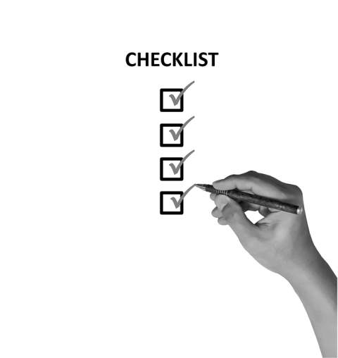 Checklist, Check, List, Mark, Reminder, Checkbox