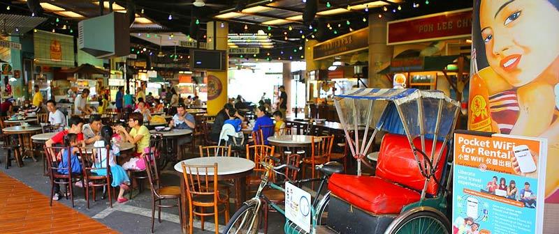 singapore food trail flyspaces