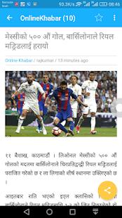 Nepali Khabar and Newspaper - náhled