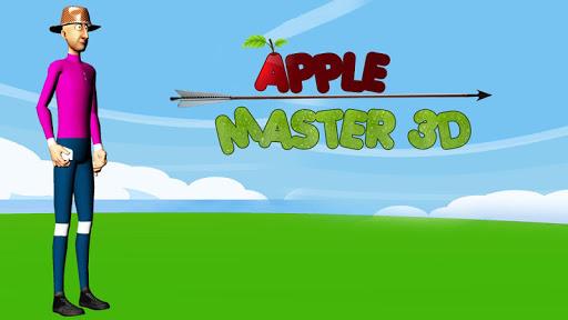 アップルマスター3D - 100ショット