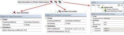 ANSYS | Инструменты разработанного ACT-расширения