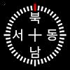 디지털 나침반 대표 아이콘 :: 게볼루션