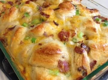Baked Breakfast casserole