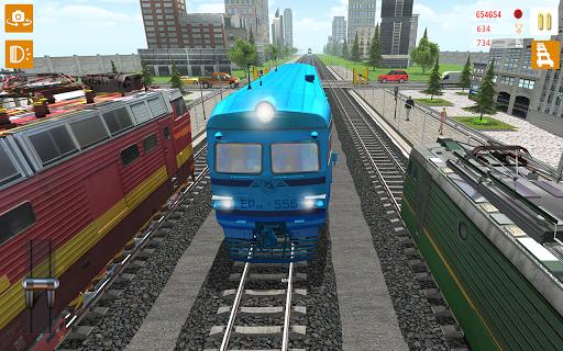 模拟火车司机3D
