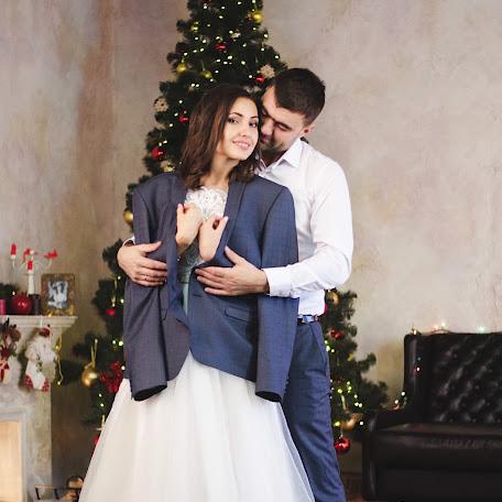 Wedding photographer Oksana Khudoshina (Ksana1206). Photo of 07.01.2018