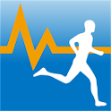 Exercising with moveguard icon