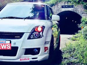 スイフトスポーツ ZC31S  I型 NX16仕様  2008年式のカスタム事例画像 ひろきち_ZC31Sさんの2021年01月20日16:01の投稿