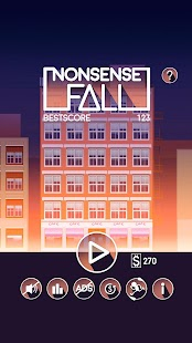 Nonsense Fall- screenshot thumbnail