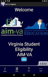 AIM-VA Eligibility- screenshot thumbnail