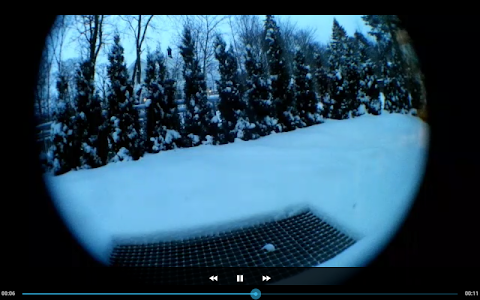 Zuricate Video Surveillance screenshot 10