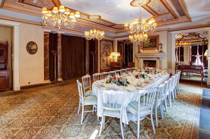 Фото №1 зала Каминный зал