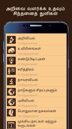 General Knowledge in Tamil 15.0 screenshot 709105