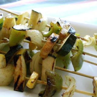 Grilled Vegetables Cilantro Sauce Recipes
