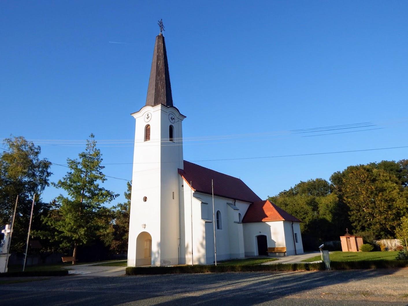 Sajtoskál - Szent Péter és Pál rk. templom