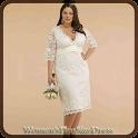Woman's Plus Size Dress icon