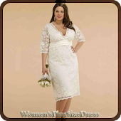 Woman's Plus Size Dress